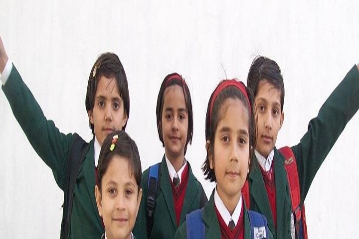H S M International Publicc School-Students