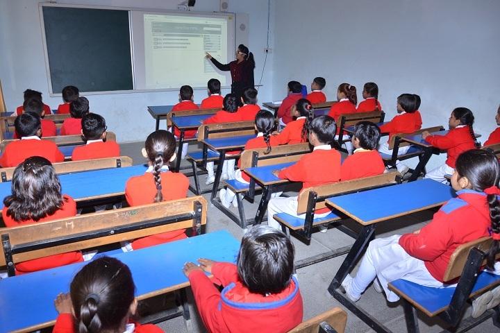 Heritage International School-Classroom