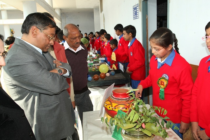 Heritage International School-Exhibition