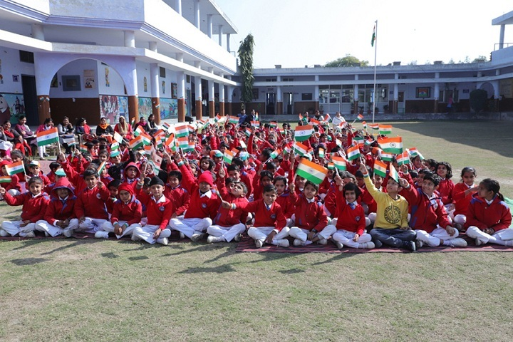Heritage International School-Independence Day Celebrations