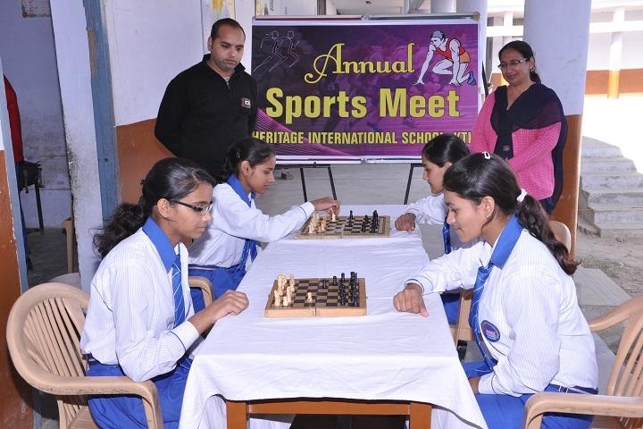 Heritage International School-Indoor Games