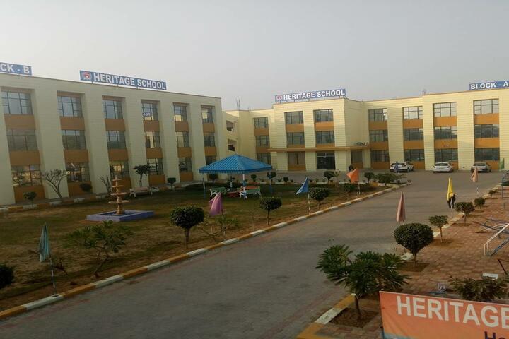 Heritage Public Senior Secondary School-Campus