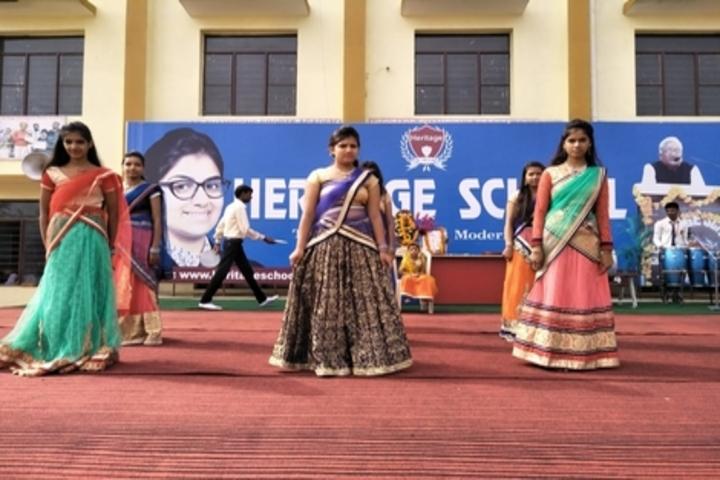 Heritage Public Senior Secondary School-Cultural Activity