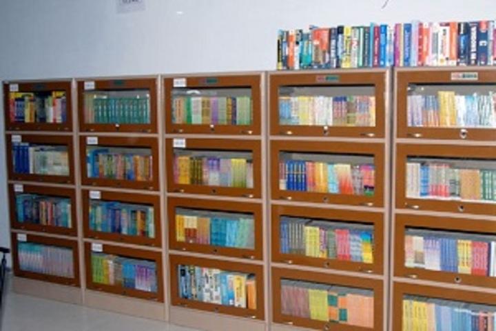 Heritage Public Senior Secondary School-Library