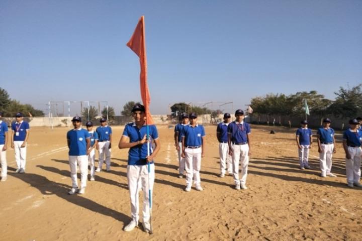 Heritage Public Senior Secondary School-Sports Day