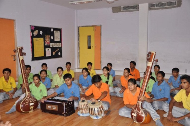 Himgiri Public School-Music Room