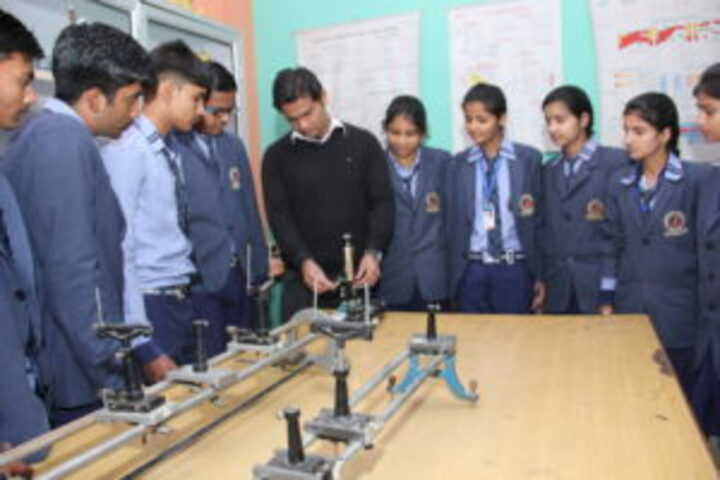 Himgiri Public School-Physics Lab