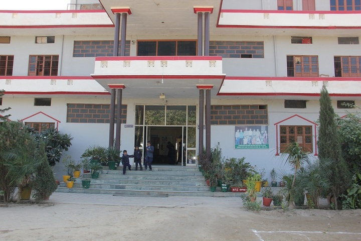 Himgiri Public School-School Entrance