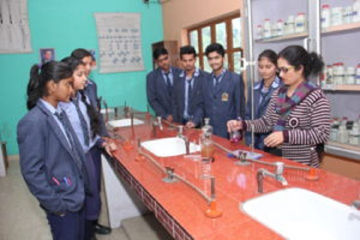 Himgiri Public School-Science Lab