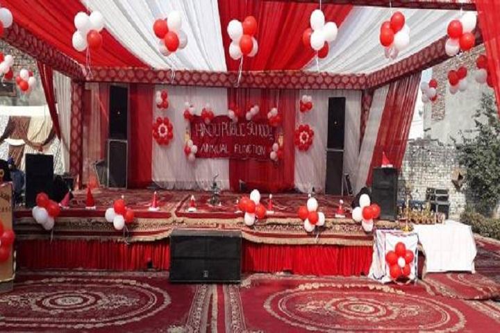 Hindu Public School-Annual Function