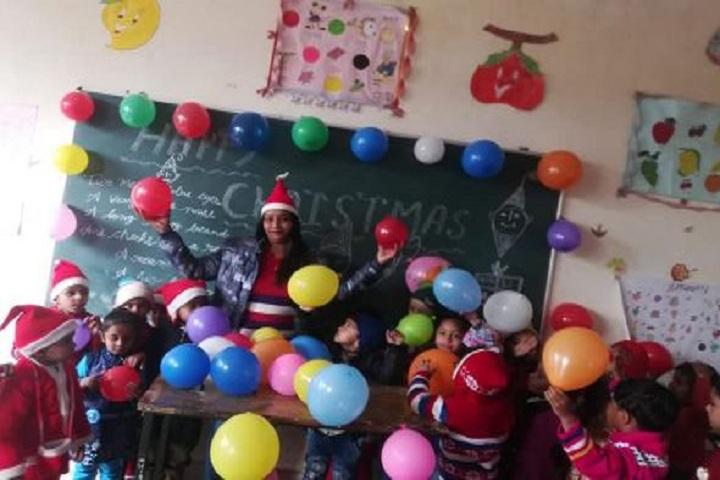Hindu Public School-Christmas Celebrations