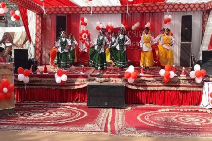 Hindu Public School-Dance