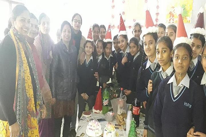 Hindu Public School-Celebrations