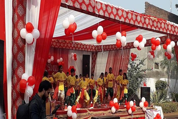 Hindu Public School-Group Dance