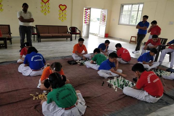 Hindu Vidyapeeth-Chess Competition