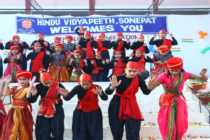 Hindu Vidyapeeth-Republic Celebrations