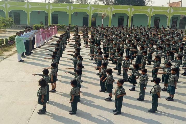 Hitkari Vidya Mandir-Assembly