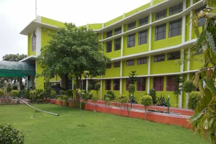Hitkari Vidya Mandir-Campus View