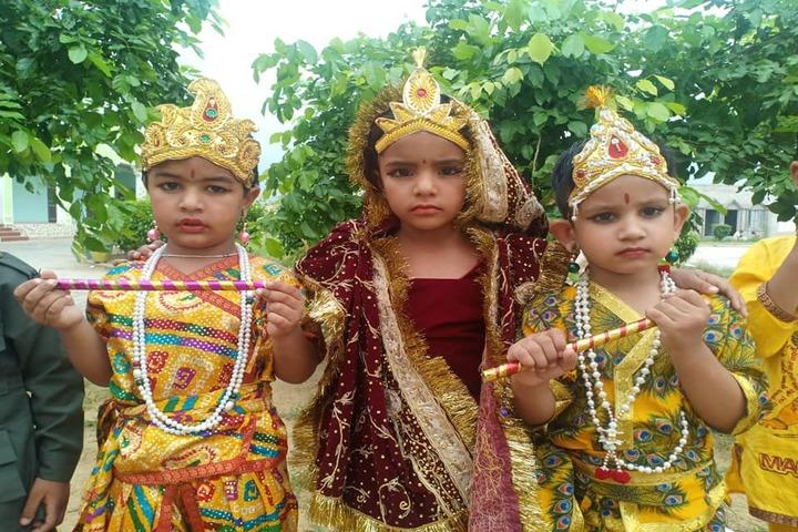 Hitkari Vidya Mandir-Festival Celebration