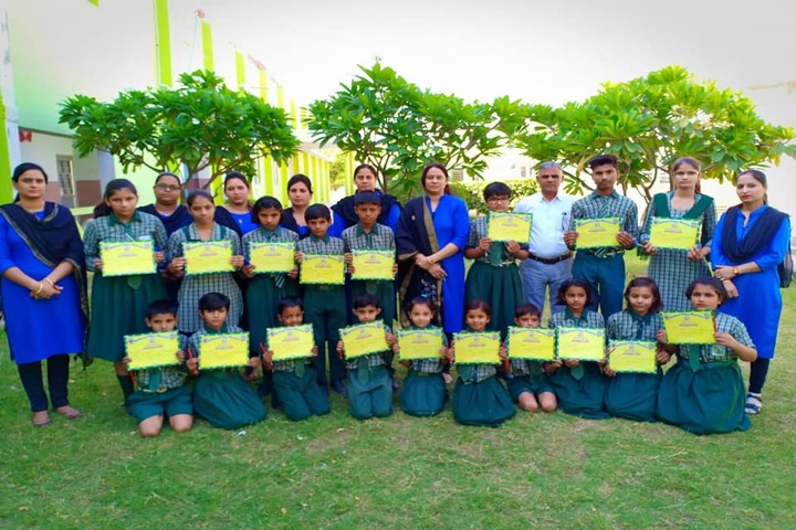 Hitkari Vidya Mandir-Group Photo