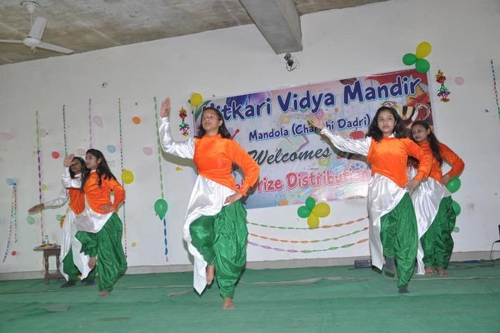 Hitkari Vidya Mandir-Independance Day