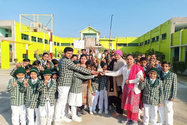 Hitkari Vidya Mandir-Sports Winner