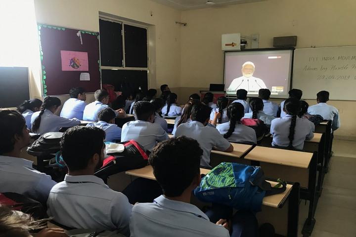 Holy Child Public School-Class Room