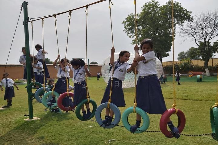 Holy Child Public School-Play Ground