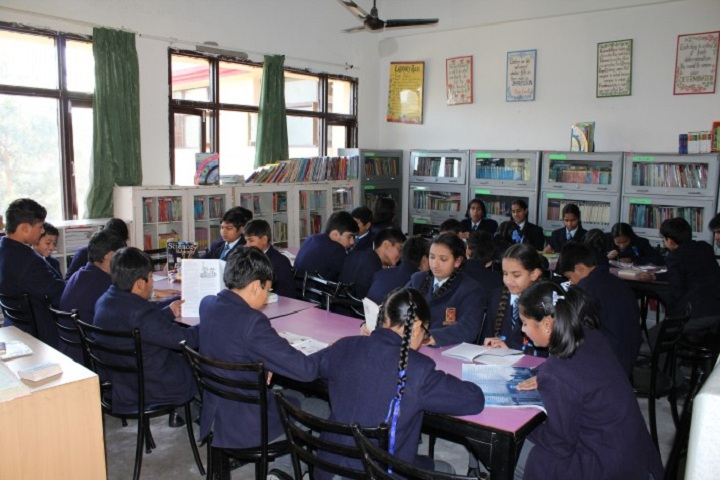 Holy Child School-Library