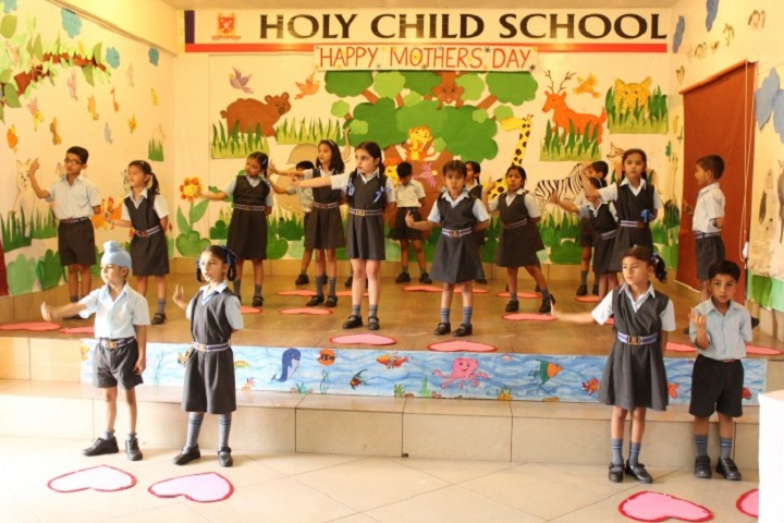 Holy Child School-Mothers Day