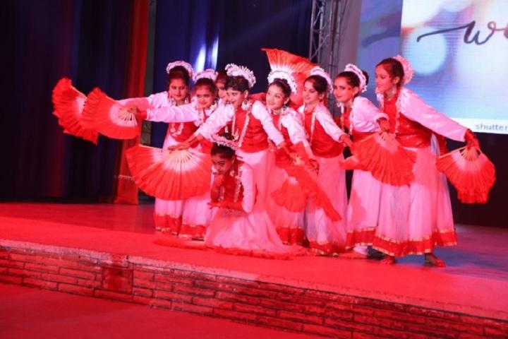 Holy Child Senior Secondary School-Annual Day