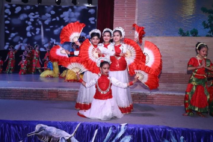 Holy Child Senior Secondary School-Cultural Fest