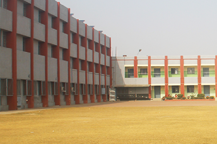 Holy Child Senior Secondary School-Campus View