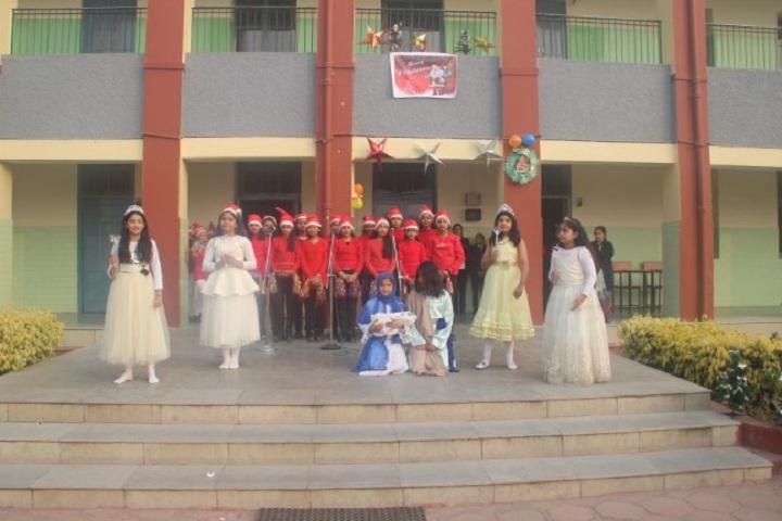 Holy Child Senior Secondary School-Christmas Day Celebrations