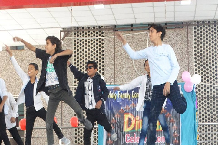 Holy Family Convent Senior Secondary School-Dance Performance