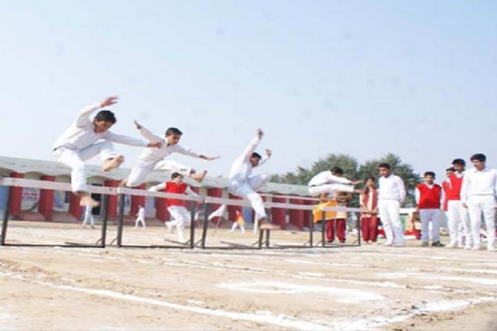 Hps Senior Secondary School-Sports