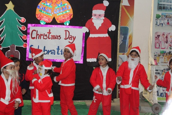 I B L Public School-Events christmas