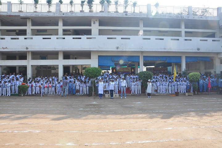 I B L Public School-Others sports day
