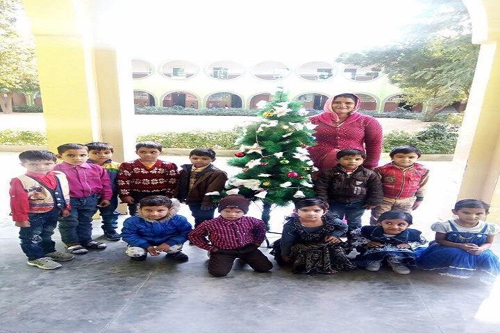 Inderprastha Senior Secondary School-Christmas Celebrations