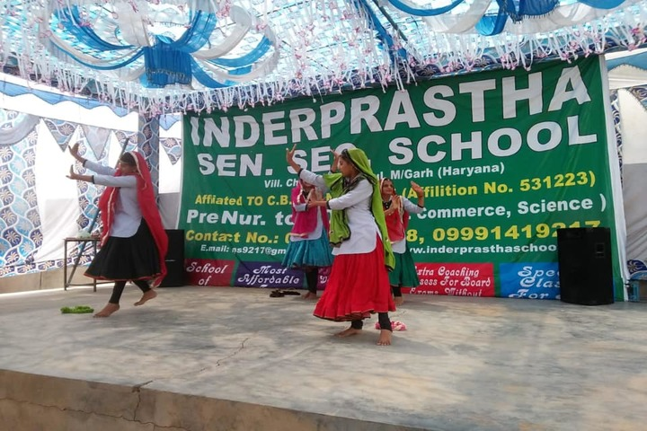 Inderprastha Senior Secondary School-Dance Activity