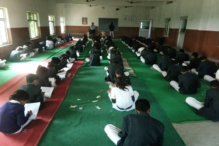 Inderprastha Senior Secondary School-Essay Writing Competition
