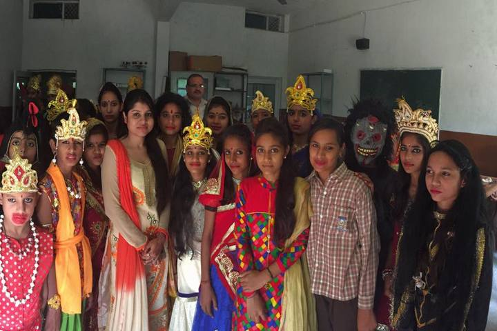 Inderprastha Senior Secondary School-Festival Celebrations