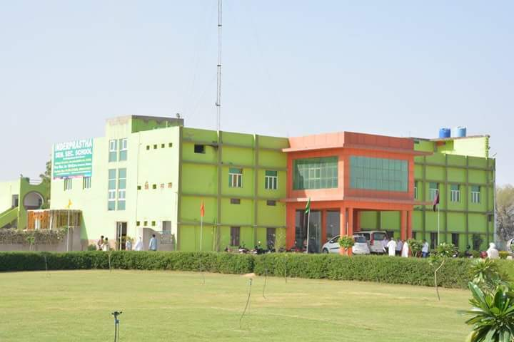 Inderprastha Senior Secondary School-School Building