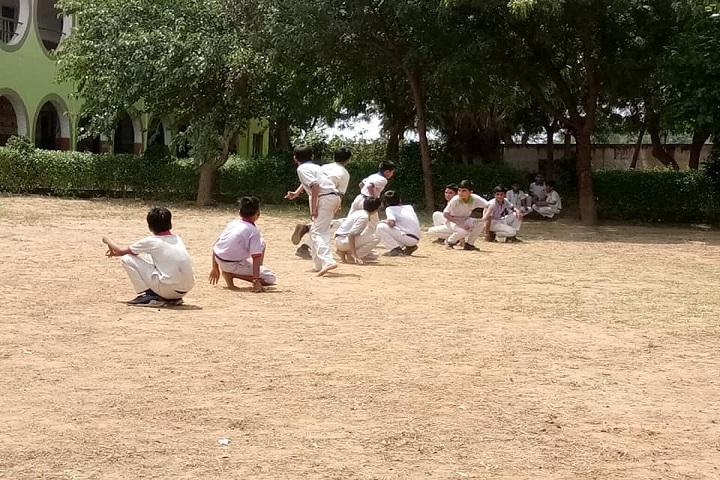 Inderprastha Senior Secondary School-Sports