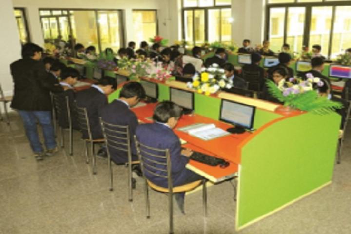 Indian Modern Senior Secondary School-Computer Lab