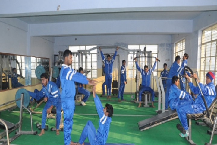 Indian Modern Senior Secondary School-Gymnasium