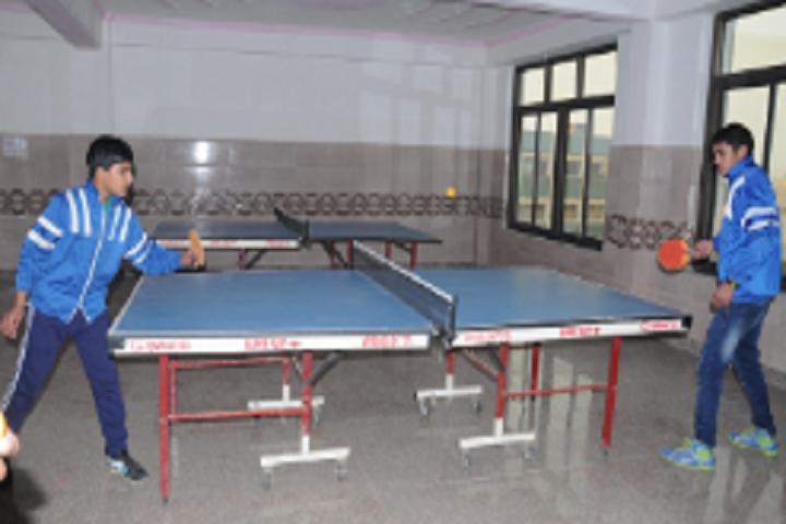 Indian Modern Senior Secondary School-Indoor Games