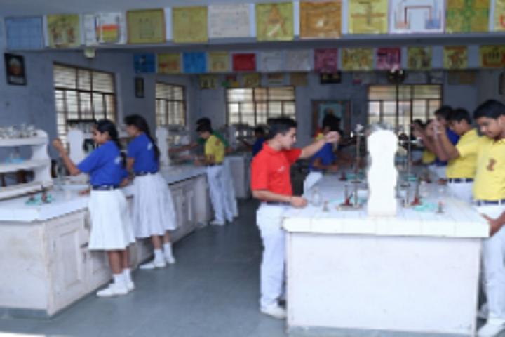 Indian Modern Senior Secondary School-Lab