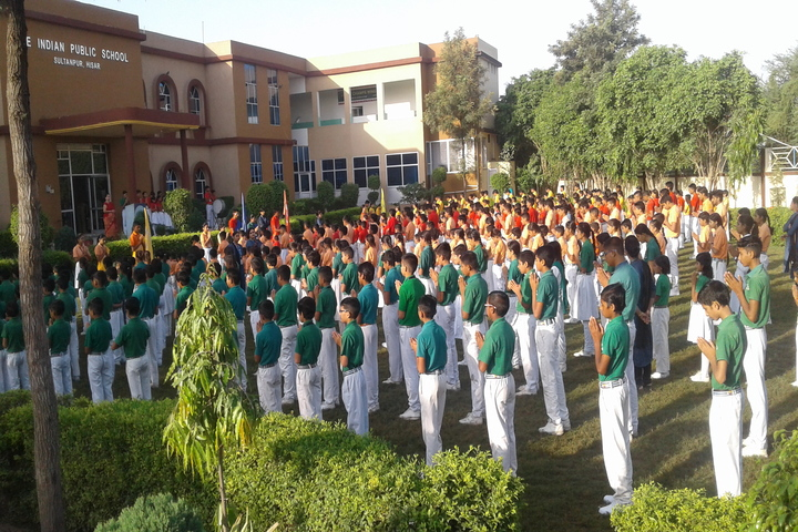 Indian Public School-Morning Assembly