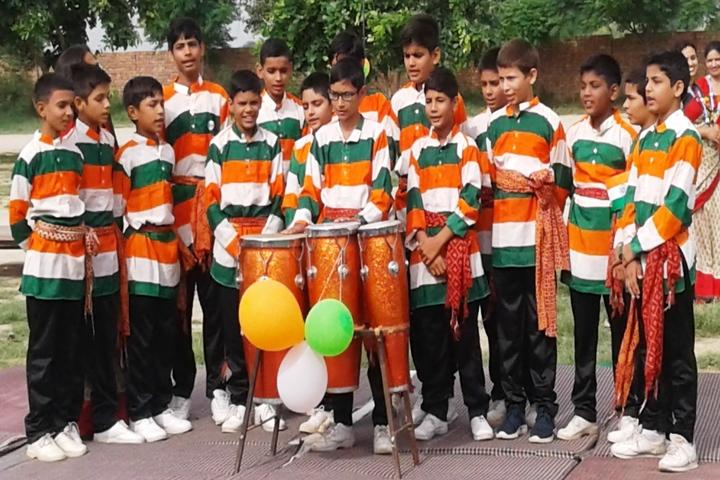 Indian Public School-Music Activity